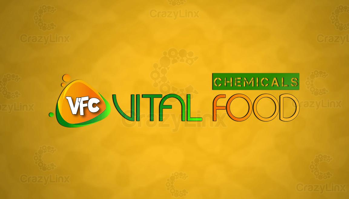 Vital Food Chemicals