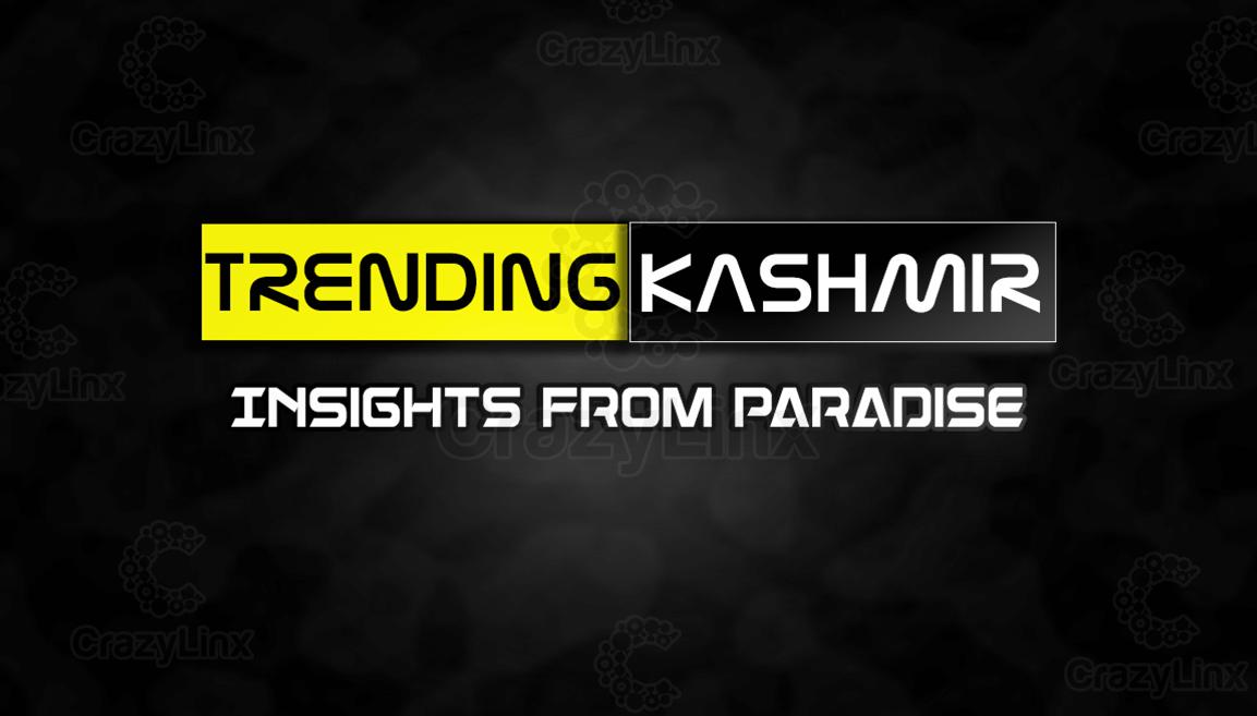 Trending Kashmir