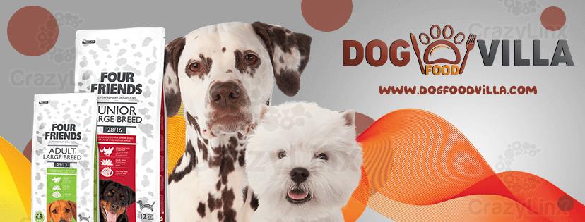 Dog Food Vila
