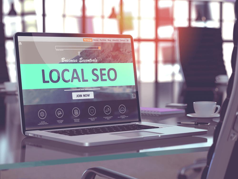SEO & Local Optimization